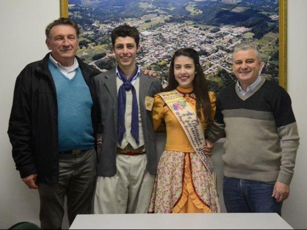 Concurso Regional de Prendas e Peões