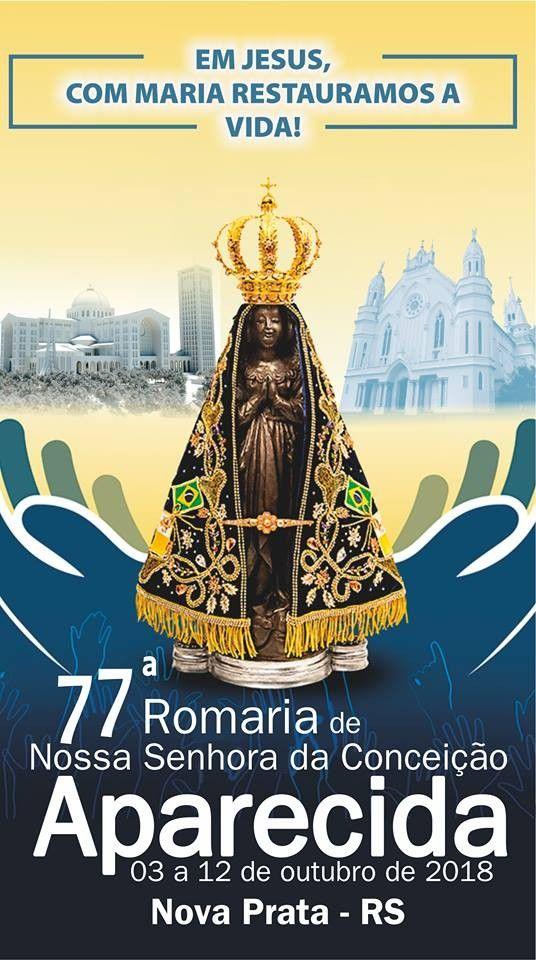 Romaria de Nossa Senhora Aparecida na 77ª edição