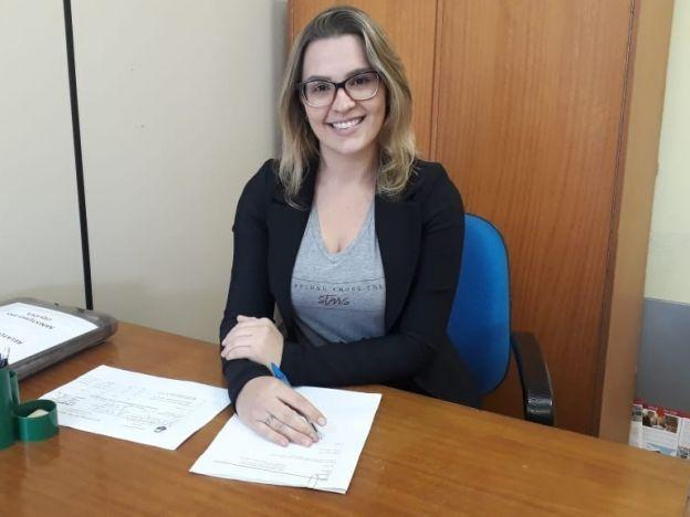 Vila Flores tem nova secretária de turismo