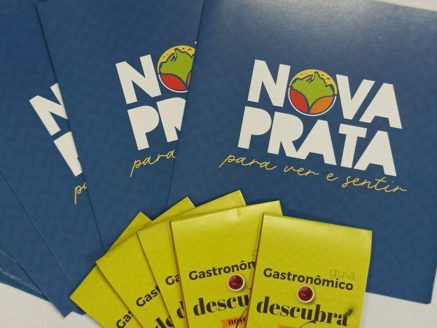 Nova Prata lança guia gastronômico e turístico