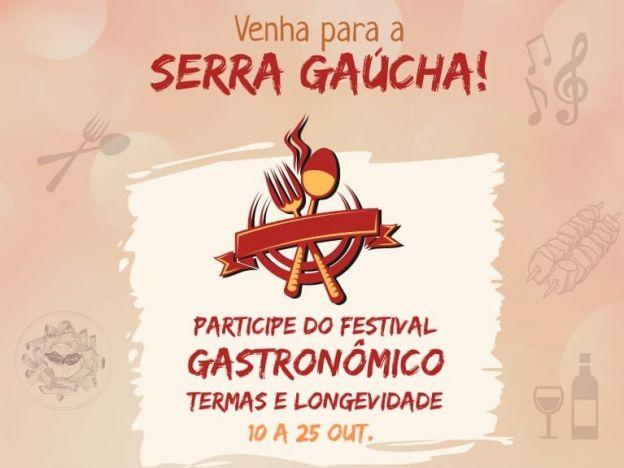 Festival Gastronômico será uma viagem pela cultura e diversidade