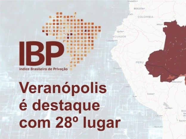 Veranópolis é destaque no Índice Brasileiro de Privação