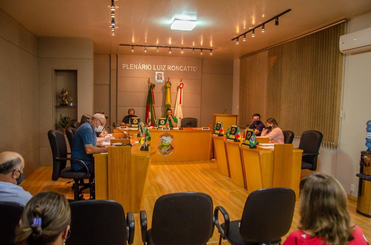 Sessão da Câmara aprova adesão à Atuaserra