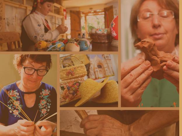 Cultura feita à mão será tema de evento ao dia do artesanato