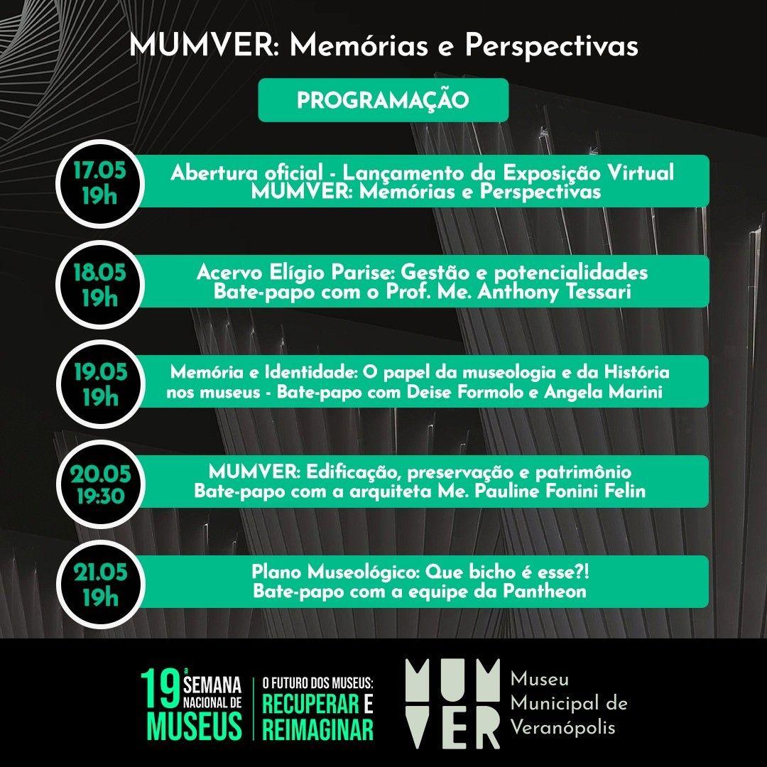 Semana do Museu em Veranópolis